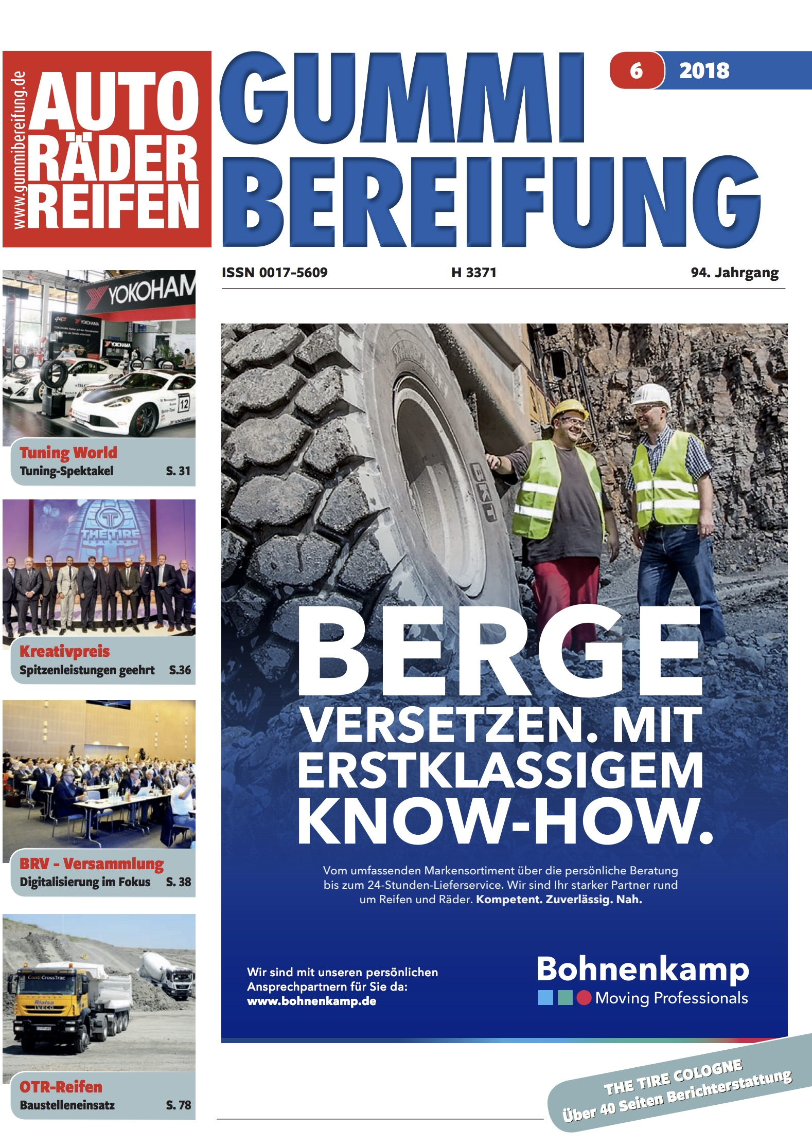 IT-Messestrecke: TyreSystem auf THE TIRE COLOGNE
